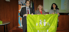 Município de Tomar recebeu bandeira de Autarquia Familiarmente Responsável