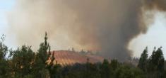 Governo prorroga o período crítico de incêndios até 23 novembro