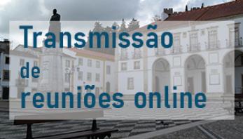 Reuniões da Câmara Municipal de Tomar realizam-se através de videoconferência