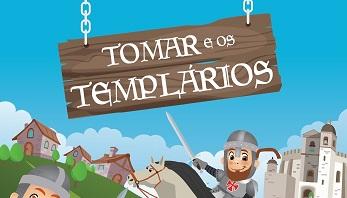 """Livro infantil """"Tomar e os Templários"""" de Carlos Trincão disponível para download"""