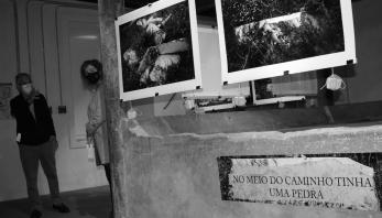 Exposição na Levada devolve a Tomar a importância do trabalho da pedra